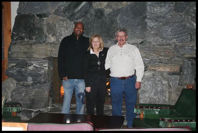 Michael, Candy & Robert