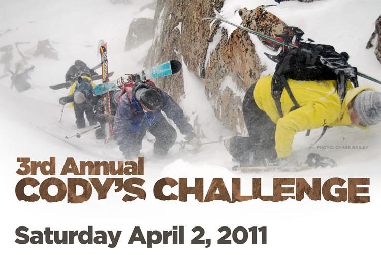 Cody's Challenge 2011