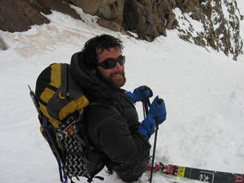 Garan Mangan-Dimuzio, Telluride Ski Patrol