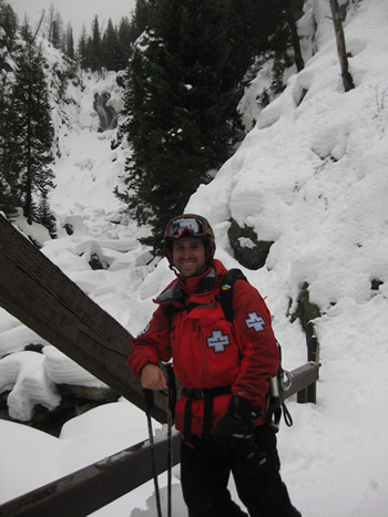 Gregory Wiener Steamboat Ski Patrol