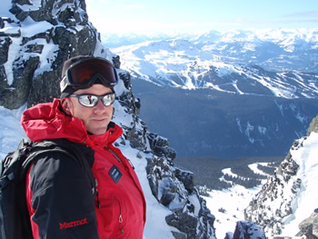 Patrick Kramer, Alta Ski Patrol