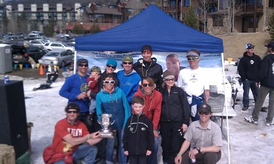 Codys Challenge 2012 Race Winners - March 17, 2012